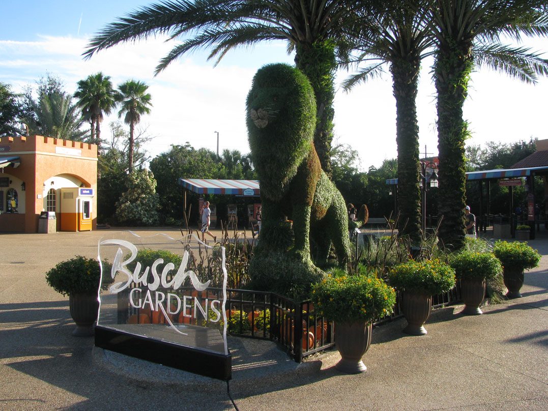 Busch Gardens Admission Busch Gardens Tampa And Seaworld Orlando Offering Free Admission Busch